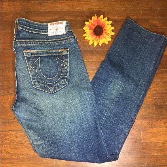 "True Religion Denim - True Religion NO FLAWS  ""STELLA""  jeans"